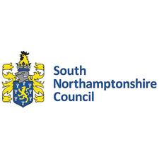 South Northamptonshire Council Holiday Hubs logo