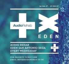 Audio Rehab Ibiza 2017 logo