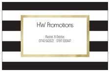 Harrison Wolff Promotions logo