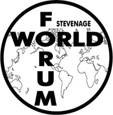 Stevenage World Forum logo
