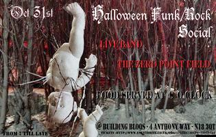 Halloween Social @ Building Bloqs