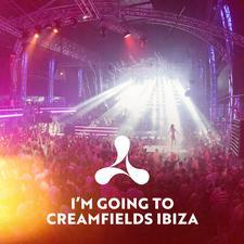 Creamfields Ibiza 2017 logo