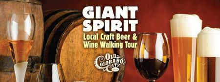 The Giant Spirit Tour