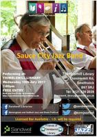 Sauce City Jazz Band: Birmingham, Solihull and...