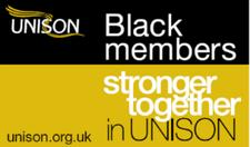 Enfield UNISON Black Members Group (EUBMG) logo