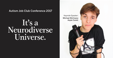 Autism Job Club Conference 2017: It's a Neurodiverse...