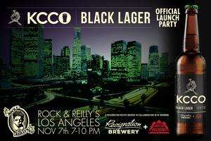 theCHIVE's Official KCCO Black Lager Launch Party - LA