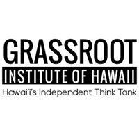 Grassroot Institute of Hawaii logo