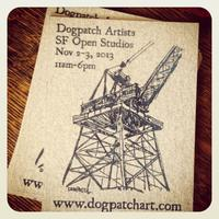 SF Open Studio - Dogpatch Nov 2-3, 11am-6pm