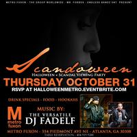 Scandoween: The Halloween & Scandal Viewing Party at...