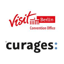 Berlin Convention Office by visitBerlin & Curages Conference Management GmbH logo