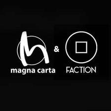 Magna Carta & Faction 2017 logo