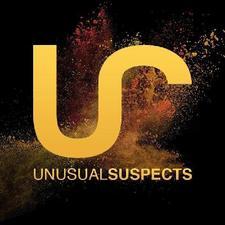 Unusual Suspects Ibiza 2017 logo