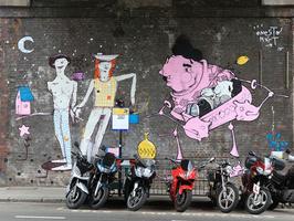 Camden Town street art tour