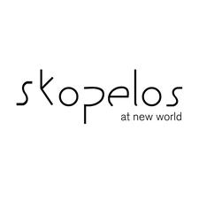 Skopelos at New World logo