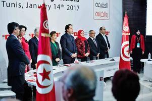 Consolidating Transition in Tunisia and Colombia