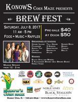 Brew Fest 2017 at Konows