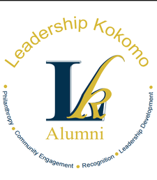 Leadership Kokomo - Sharon Reed-Corbett   - sarc332@gmail.com logo