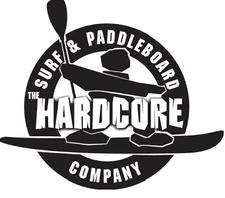 The Hardcore Surf and Paddleboard Company logo