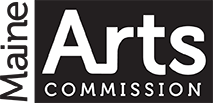 Maine Arts Commission logo