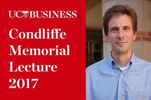 Condliffe Lecture 2017