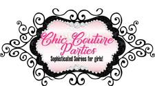Chic Couture Parties logo
