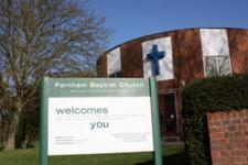 Farnham Baptist Church logo