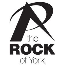 The Rock of York logo