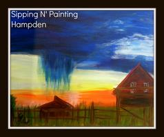Paint Sip Denver The Ranch Mon Nov 25th  6pm $40