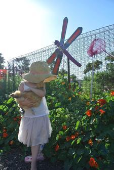 Deborah of Deliciously Inspiring Gardens logo