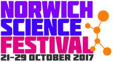 Norwich Science Festival 2017 logo
