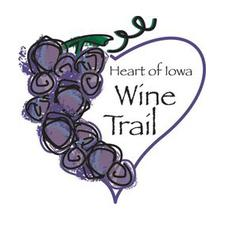 Heart of Iowa Wine Trail logo