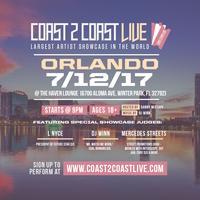 Coast 2 Coast Live Artist Showcase | Orlando Edition...