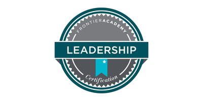 Frontier Academy Track: Leadership