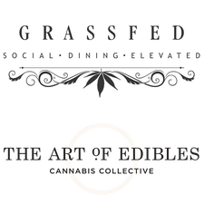 Grassfed & The Art Of Edibles logo
