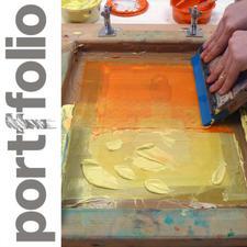 Mostyn Gallery: Portffolio Project logo