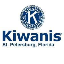 Kiwanis St. Petersburg, FL logo
