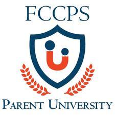 FCCPS Parent University logo