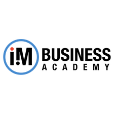 I.M. Business Academy logo