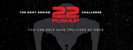The Body Design 22 Pushup Challenge
