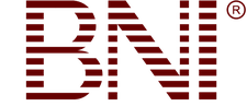 Bernie Hock, BNI NQ logo