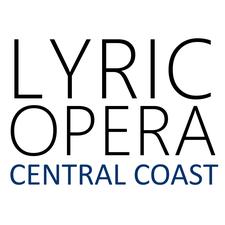 Lyric Opera Central Coast logo