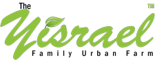 The Yisrael Family Urban Farm logo