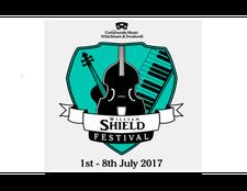 Community Music Whickham and Swalwell logo
