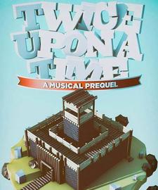 Twice Upon a Time - The Improvised Musical logo