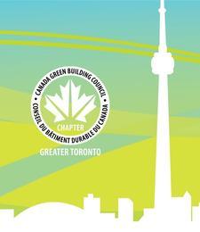 Canada Green Building Council -- Greater Toronto Chapter logo