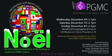 CABINS Fundraiser - PGMC Noel Concert