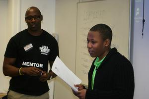 Community Mentoring Programme Open Day 2013
