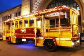 Jolly Trolley Holiday Party
