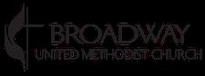 Broadway United Methodist Church logo